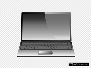 Computer Laptop Or Notebook