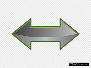Graded Grey Arrow