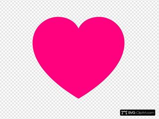 Pink Heart2