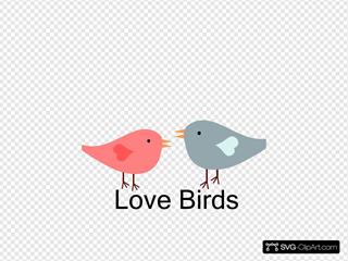 Love Birds Valentine