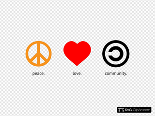 Peace Love Community