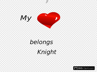 Love My Knight
