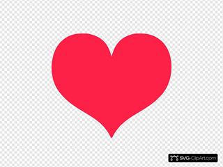 Heart Sticker Small