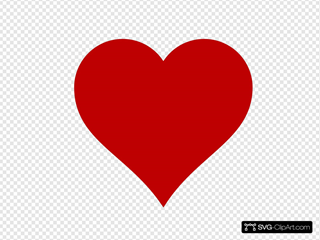 Heart SVG Cliparts