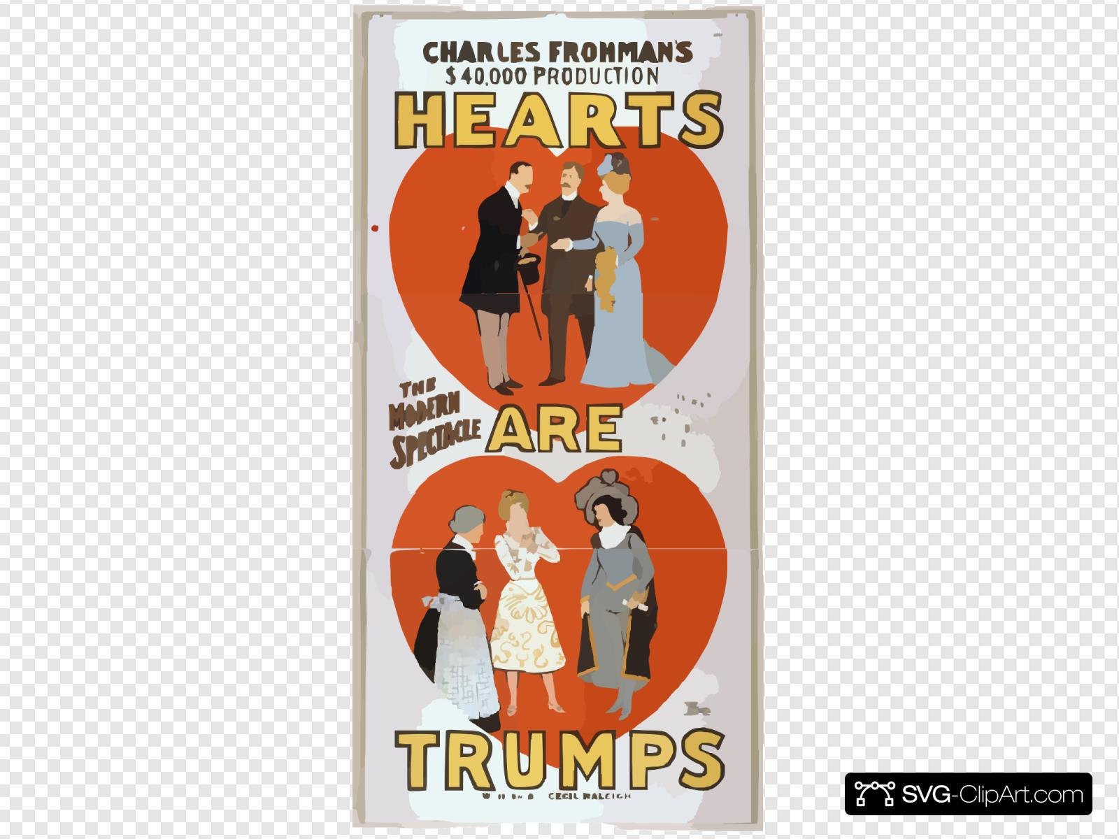 Charles Frohman S $40,000 Production, Hearts Are Trumps Written By Cecil Raleigh ; A Modern Spectacle Presented As Produced By Arthur Collins At The Theatre Royal, Drury Lane, London.