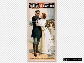 David Belasco S Romantic Play, The Heart Of Maryland