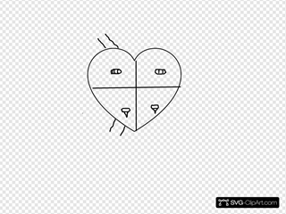 Heart For Phlebotomy