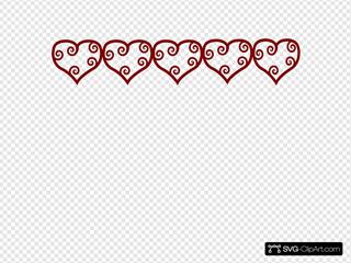 Heart Clip arts
