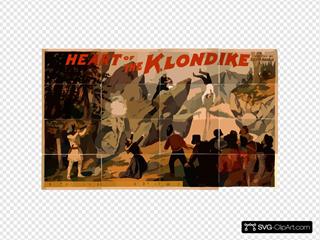 Heart Of The Klondike Written By Scott Marble.