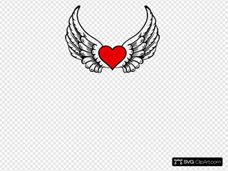 Wings N Heart