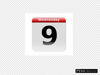 Calendar Icon Large