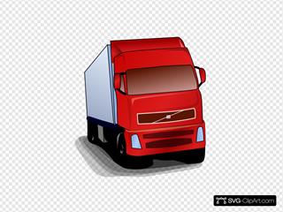 Truck 18 Wheeler