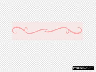 Pinkdivider Pink Background