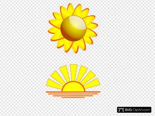 Sun & Sunset