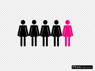 1 In 5 Women
