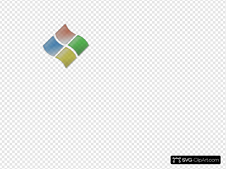 Windows Twisted Blurred