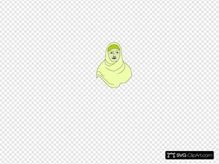 Islamic Hijab Vail Headscarf