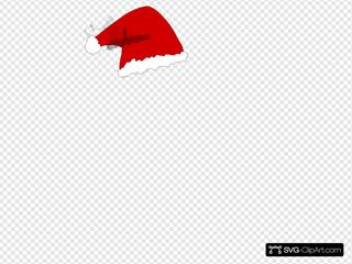 Clothing Santa Hat