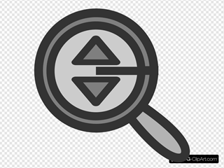 Magnify View Icon