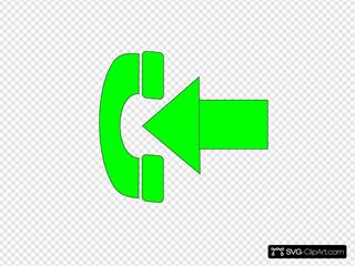 Big Phone Green