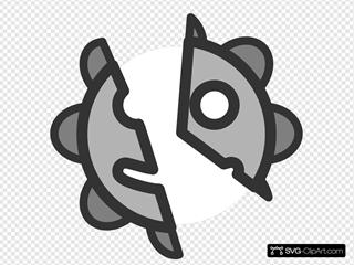 Incomplete Clip Art