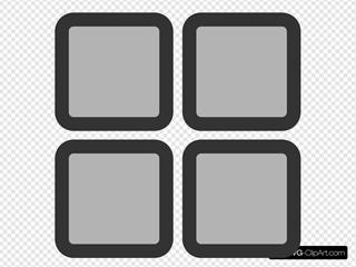 Thumbnails SVG Clipart