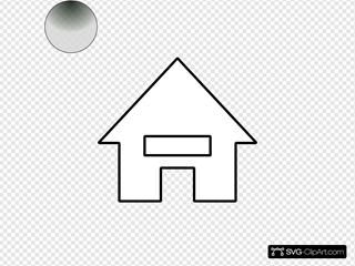 Home SVG Clipart