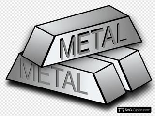 Metal Block Icons