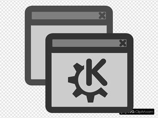 Two Web Browsers With Logo