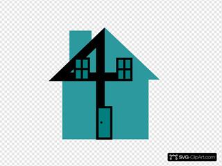 House 4 Logo