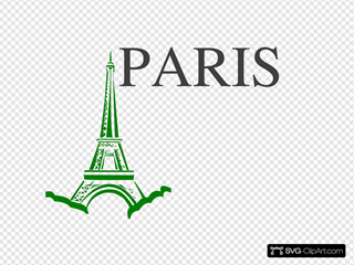 Paris France Logo