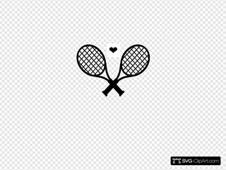 Tennis Rackets Logo