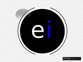 Glossy Home Icon Button