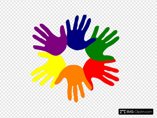 Hands - Various Colors