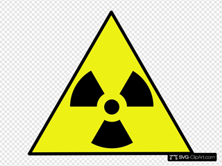 Nuclear Zone Warning Sign