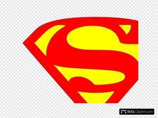 Superman Logo Classic