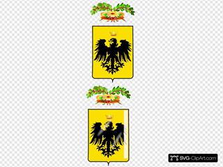 Pisa Coat Of Arms