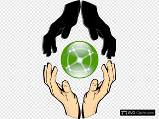 Hands Forming Unity