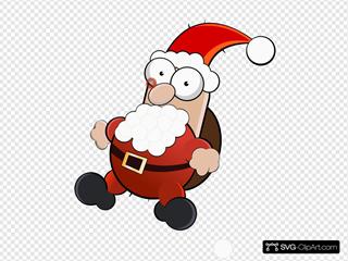 X-mas Santa