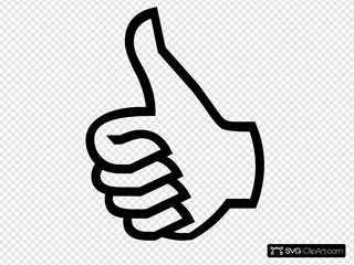 Symbol Thumbs Up
