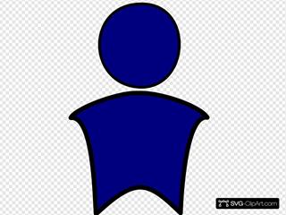 Blue Man 4