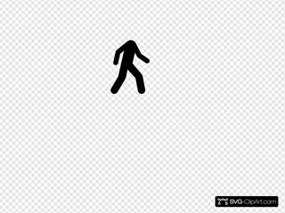 Headless Walking-black