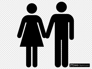 Man And Woman Icon 2
