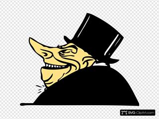 Greedy Man