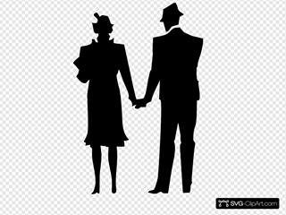 Husband Wife Married
