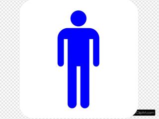 Man Color W/o Boarder