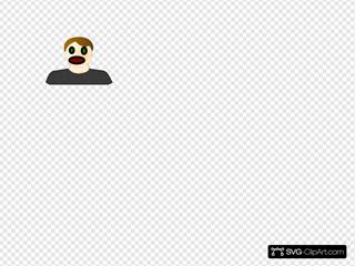 Goofy Male User Icon