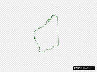 Waoutlinegreen