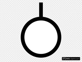 Japanese Map Symbol Orchard
