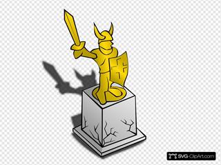 Rpg Map Statue Symbol
